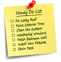 honey-do-list